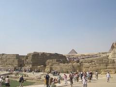Pyramid of Menkaure (upyernoz) Tags: egypt pyramids sphynx giza مصر pyramidofmenkaure الاهرامات أبوالهول pyramidofmycerinus جيزة