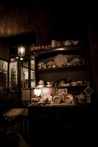 Antiques corner