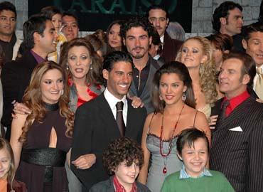 ... de los actores tras el final de 'Tormenta en el paraíso