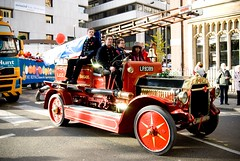 Fire Engine, Lord Mayor's Parade
