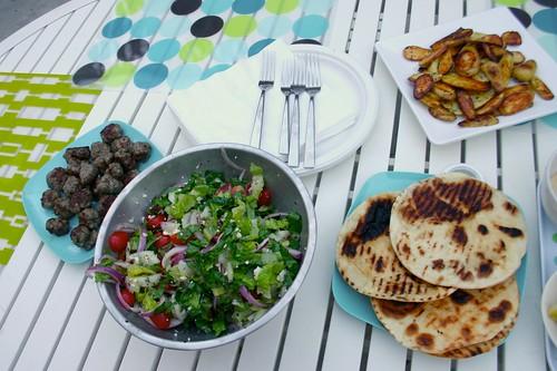 salad & stuff