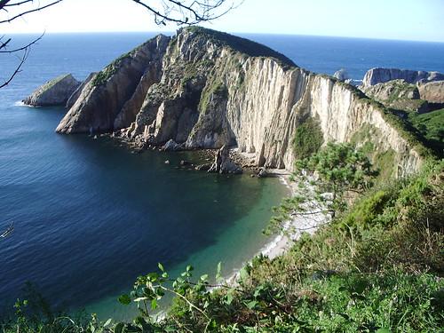 Spiagge Asturie, Playa del Silencio