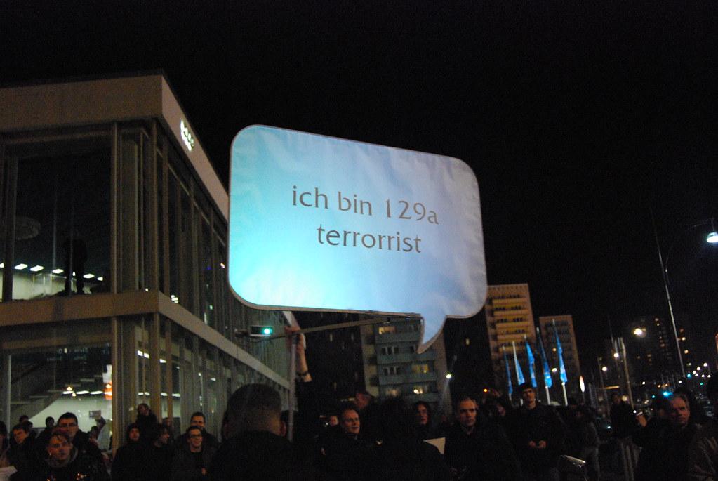 demo 129a terrorist
