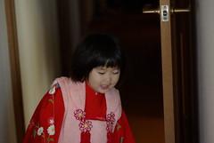 / Let's wear a kimono for New Year holidays (detch*) Tags: japan hana kimono 2008   77mm fa77mmf18limited