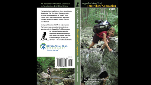 2008 Thru-Hikers' Companion