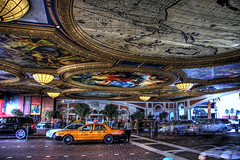 Old school GPS for the Vegas cabbie (Venetian Hotel) (iceman9294) Tags: vegas lasvegas cab nevada venetian chriscoleman aplusphoto iceman9294 3xphdrhandheld