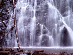 Cascade (Lonnie Crotts) Tags: sony northcarolina waterfalls blueridge f707