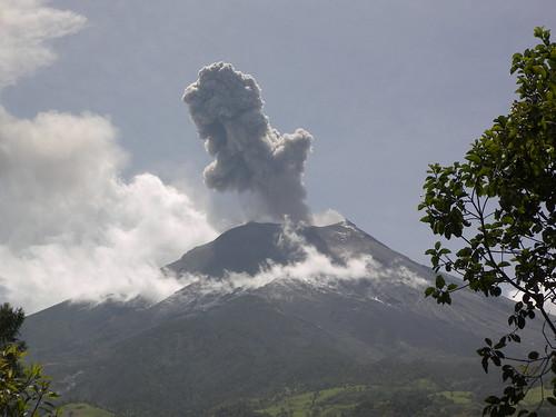Volcàn Tungurahua