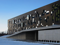 Perimeter Institute of Theoretical Physics (livinginacity) Tags: new ontario canada black building beautiful architecture modern buildings wow wonderful design amazing cool interesting fantastic arquitectura superb quebec contemporary unique awesome great canadian waterloo wicked scifi reflective architektur educational architects  architettura recent joyous arkitektur perimeterinstitute institutional   innovative baukunst       a saucierperrot perimeterinstituteoftheoreticalphysics arkitekturen architectureincanada