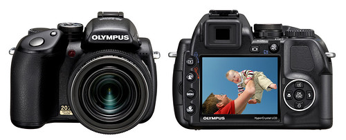 Olympus SP-570 UZ 20x Zoom