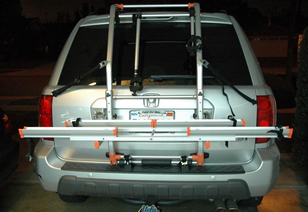 First Impression: Tuckerman Hatchback XT Bike Carrier/Rack - MtnBikeRiders.com