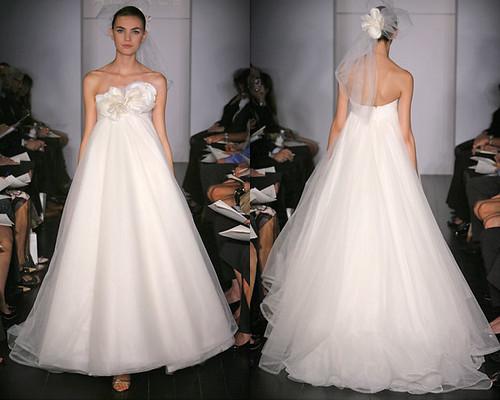 My Wedding Place: Rhiannon - Amsale Wedding Dresses