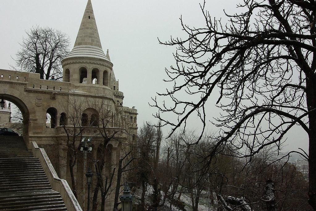 雪地裡的奧匈帝國
