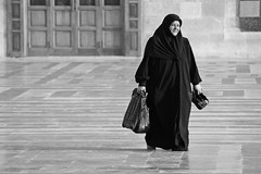 Worshipper (Andy Scott Chang Photography) Tags: hijab east arab syria middle aleppo middleeastern syrian musli haleb hejab aplusphoto