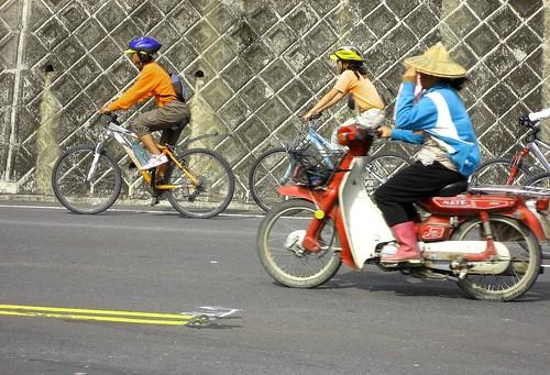 Biker and Biker