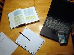 Homework by Svadilfari, on Flickr
