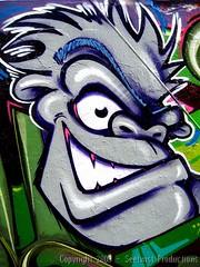Guerrilla Gorilla CIA Production Wall (Seetwist) Tags: streetart art wall canon graffiti colorado paint grafitti gorilla cia free denver spray urbanart graffitti production spraypaint local graffito graff piece aerosol burner 2008 d30 legal guerilla masterpiece guerrilla grafitto 303 prodo legalwall ciawall freewall sd900 seetwist productionwall dopeburner guerillagorilla gorillagarden ciaproductionwall coloradoinstituteofart
