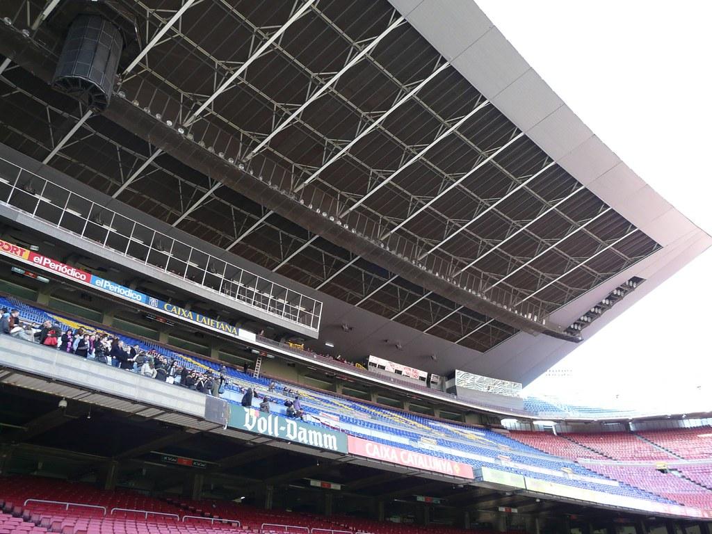 El Camp Nou !!! (muchas fotos)