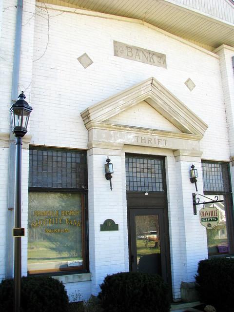 Granville Bank - Granville, TN