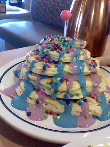 Flickriver WhoCakes available at IHOP til April 20th pool