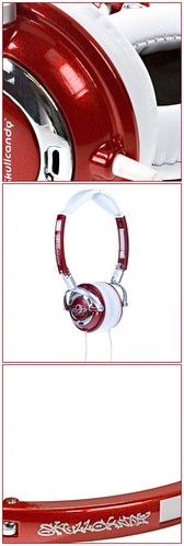 Skullcandy Lowrider Headphones Closeup