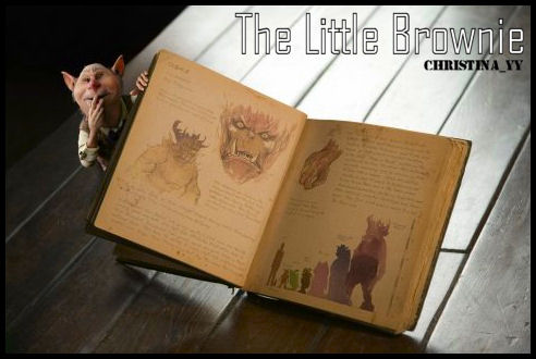 The Spiderwick Chronicles: The Little Brownie