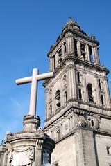 Metropolitan Cathedral, Mexico City (J Eberl) Tags: church mexico mexicocity catholic cathedral metropolitancathedral anticando qualitypixels