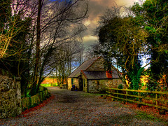 Moneypennys Gatehouse (Irishphotographer) Tags: park morning ireland sunset red sky storm art water colors clouds river landscape early yahoo google interesting kim colorfull shoreline eire shore msn 2008 reboot sureal hdr outofthisworld ask eyecatcher jeeves irishart day183 day190 day191 kinkade catart beautifulireland hdrunlimited exploretop20 day2day anawesomeshot anawsomeshot besthdr july2008 imagesofireland picturesofireland pentaxk20d goldenvisions shatwell fridayspic kimshatwell irishcalender09 calendarofireland breathtakingphotosofnature beautifulirelandcalander wwwdoublevisionimageswebscom