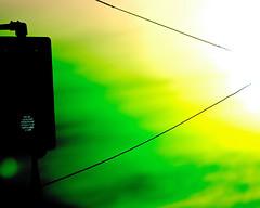 Street Light Severe Lens Flare - 4574 (Jason Michael) Tags: sky urban white black green yellow digital photo interesting image wires flare mostinteresting imaging xavier services jasonmichael straightfromthecamera jasonxmichael xavierimagingservices jxmmostinteresting jxmsmostinterestingimages