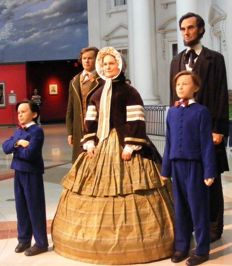 Lincoln Museum-The Family