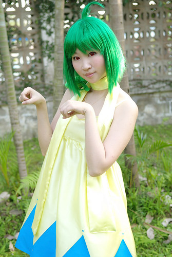 Macross Frontier Ranka Lee Foto Cosplay