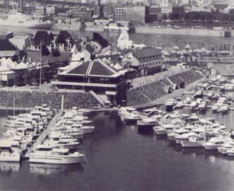 Port Sainte-Hélčne