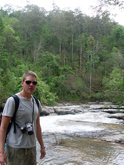 Trekking (Krystal & Erik) Tags: trek thailand hike mai jungle chiang