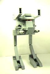 Mech 1 (Skinny Pete Deux) Tags: lego mech mocpages mocolympics
