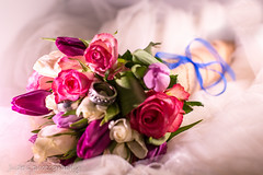 Bouquet of love (judethedude73) Tags: flowers flower rose wedding bride marriage love