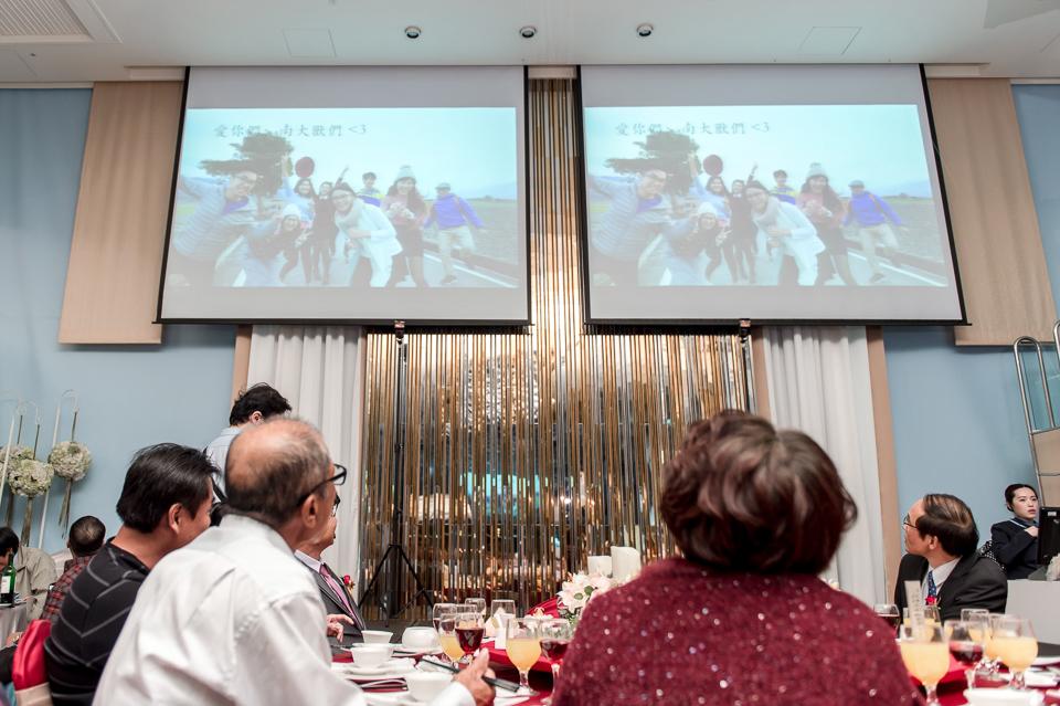 新竹婚攝 晶宴會館 婚禮紀錄 R & S 128