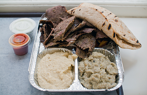 Downtown Lunch: Country Kebab