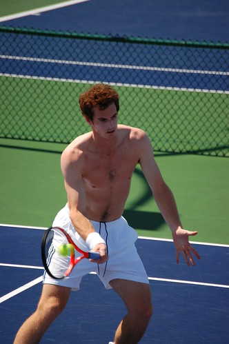 andy murray shirtless. Andy Murray