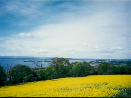 Firth of Forth from Fife