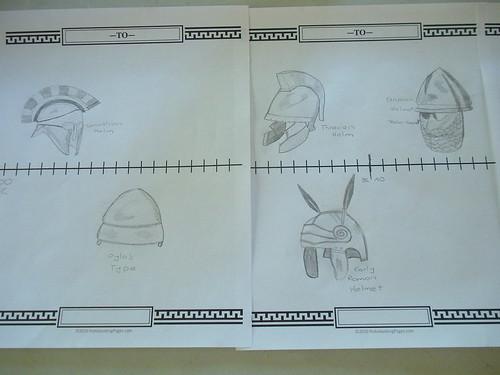Helmet timeline (3)
