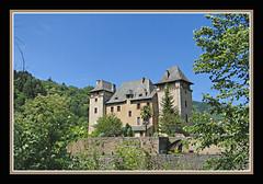 DSC00596 Entraygues sur truyre le chteau (Aveyron) (michelalbouy12 (OFF)) Tags: france chteau castillo castel aveyron midipyrnes entrayguessurtruyre leuropepittoresque