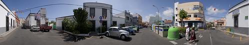 Exposicion de coches clasicos en Cardones, Arucas. Isla de Gran Canaria