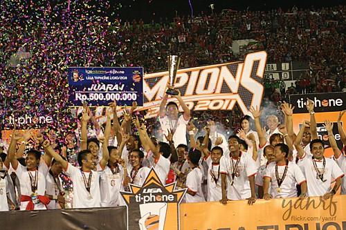Persiba Bantul Juara Divisi Utama / Liga Ti-Phone 2010/2011