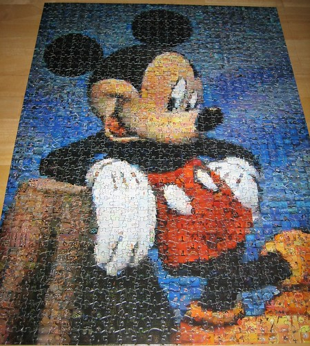 The Mickey Puzzle