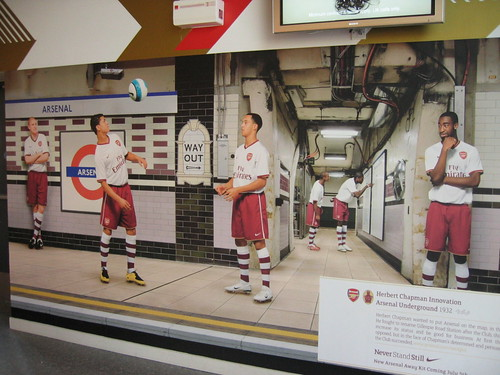 Arsenal Wall Poster