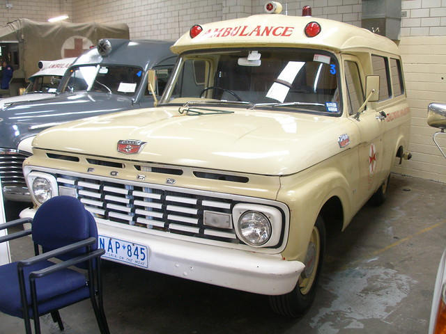 ford flickr f100 victoria ambulance 1963 drkeats chriskeating ambulancehistoricalsociety