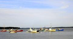 Boats in Maine (DP|Photography) Tags: india boats maine orissa atlanticocean barharbor debasis debashis debasish debashish debashispradhan photosbyinfoscion dpphotography odisha dp|photography