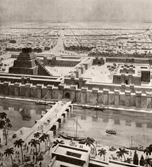Babylon, Ancient Iraq (Wonders _) Tags: ancienthistory iraq ancientcivilization archeology babylon mesopotamia babel babylonian ishtargate ancientworld babilnia iraque wondersoftheworld worldwonders babylone babylonia thehanginggardensofbabylon processionalway ancientwonders thesevenwondersoftheancientworld wondersancientworld zigguratstower alexandremagno jardinescolgantes
