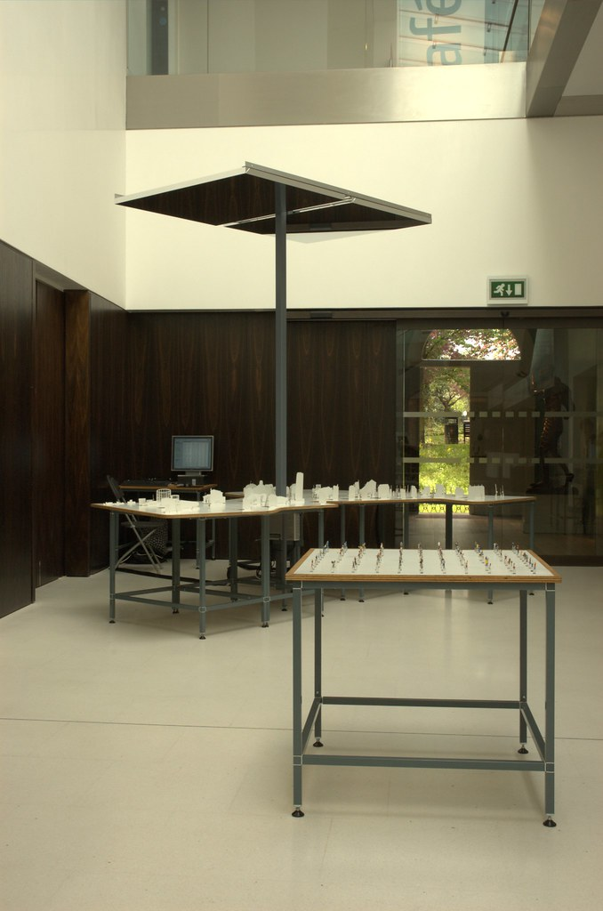 The game table, South Bank Centre, London