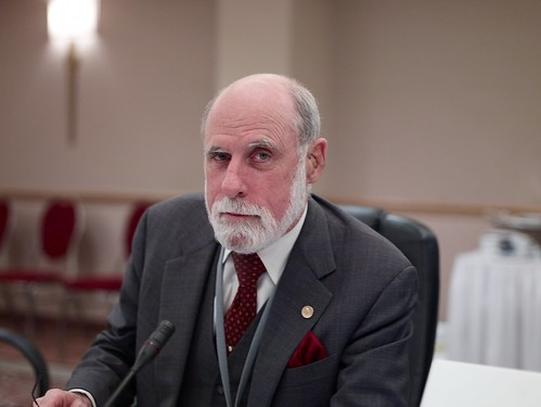 Vint Cerf by Joi.